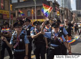 No Parade Float, No Pride Funding: Police Union