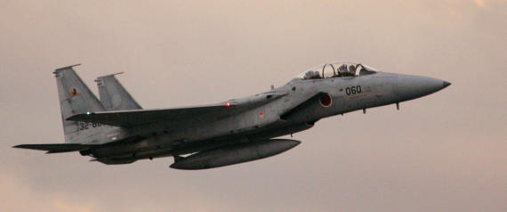 JAPAN AIR FORCE PLANE FIGHTER