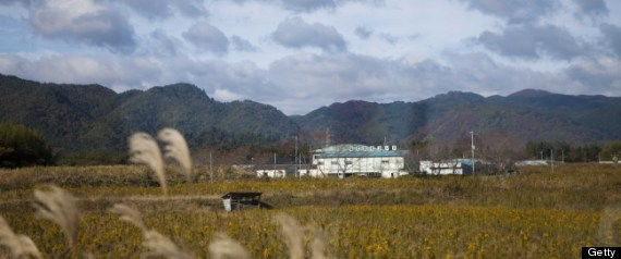 Japan Fukushima Reactor