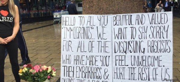 Il messaggio di Londra per gli immigrati è il più bell'omaggio agli