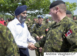 Canada's Defence Spending Among Lowest In NATO