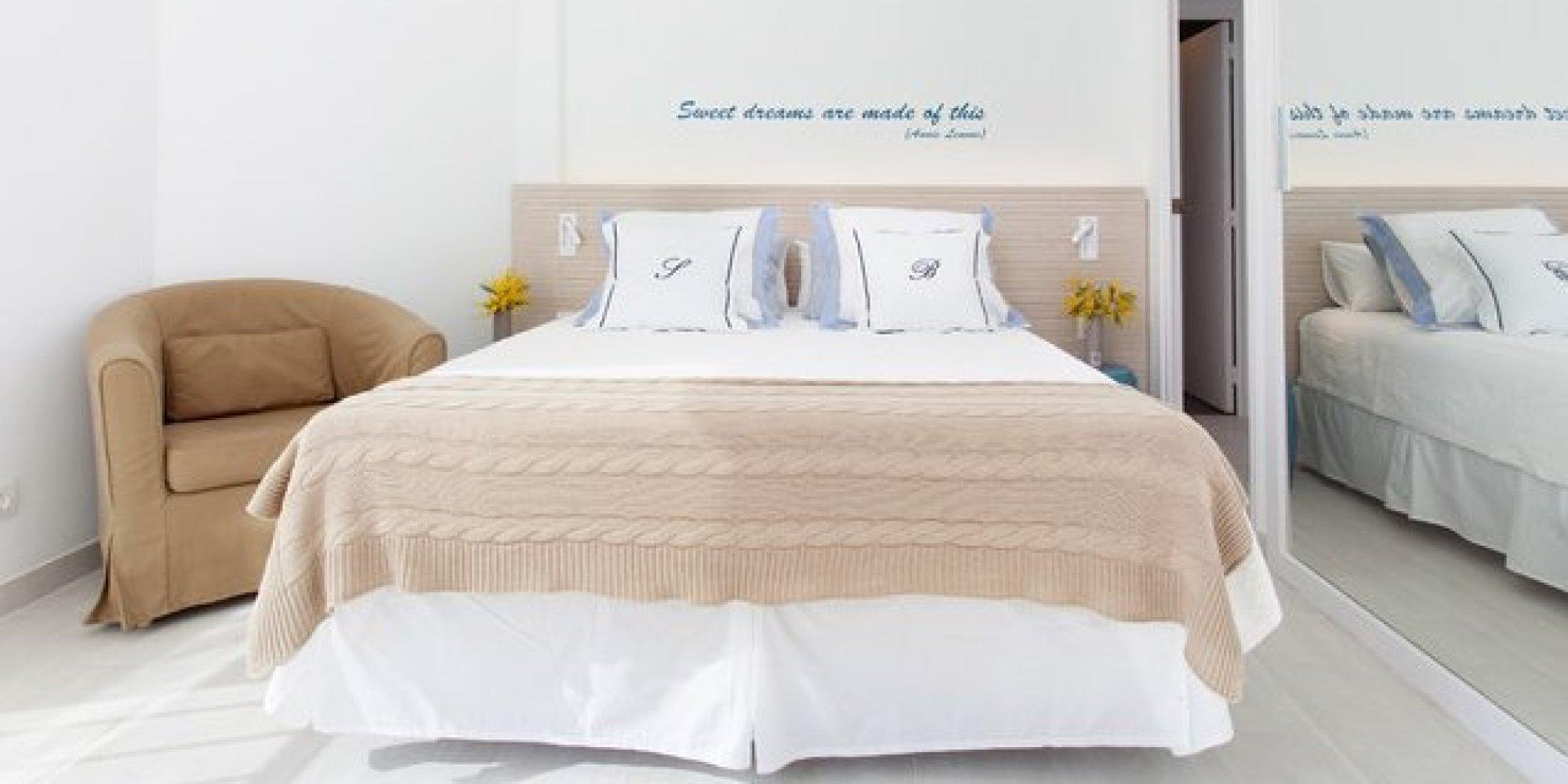 Grandes ideas para conseguir metros en dormitorios peque os for Ejemplo de decoracion de dormitorio adulto