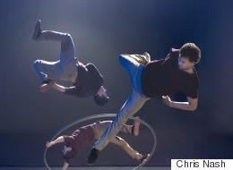 Le festival Montréal complètement cirque confiant malgré la température