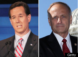 Rick Santorum Steve King