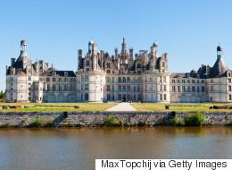 Envie de visiter les châteaux de la Loire? Google vous le permet