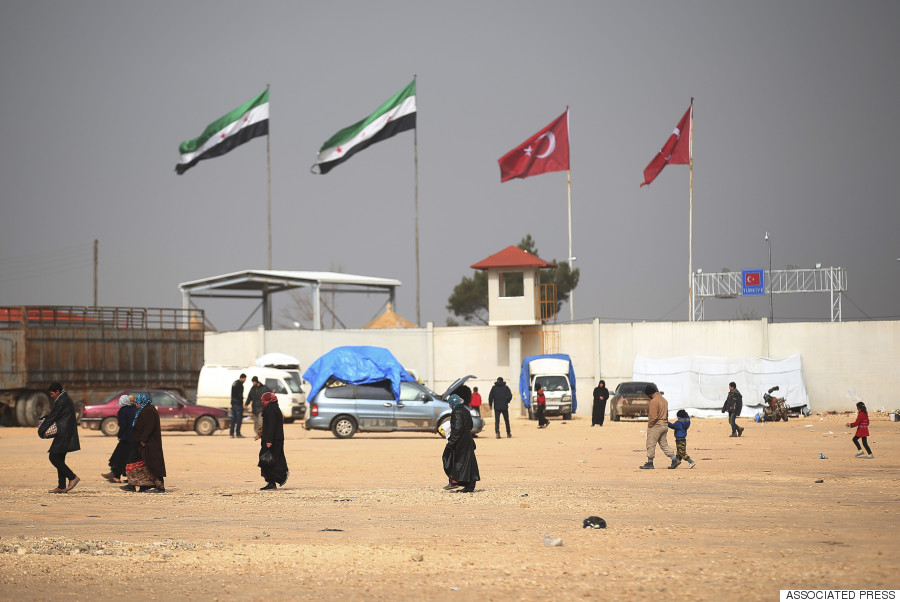 bab alsalam border