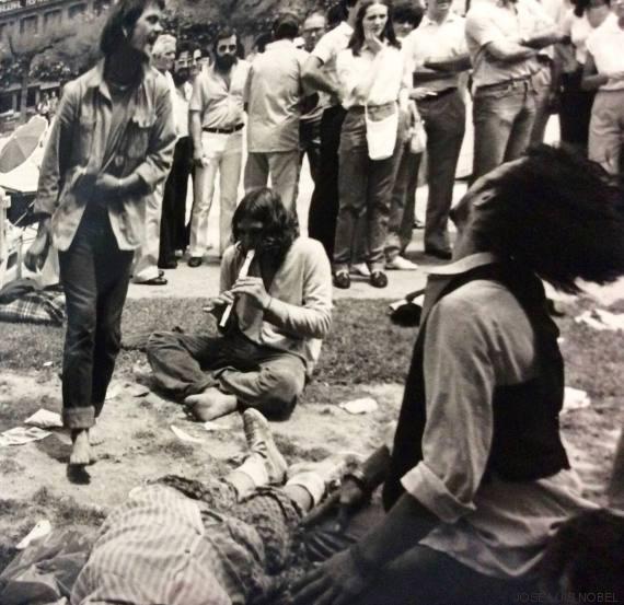 san fermin hippie