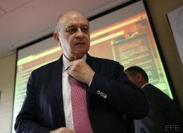 Fernández Díaz asegura que prefiere no contribuir al espectáculo sobre sus grabaciones