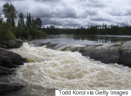 90% Of Ontario First Nation Residents Show Signs Of Mercury Poisoning
