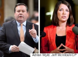 'Uphill Battle' For Kenney To Unite Alberta's Right: Danielle Smith