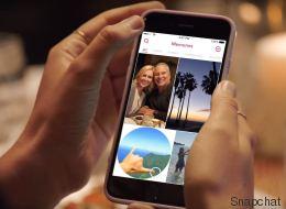 Avec cette nouveauté sur Snapchat, vos snaps deviendront éternels