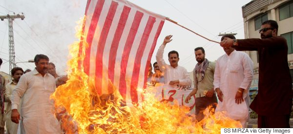 How The Taliban And The US fell Out Of Love