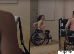 Dancing In A Wheelchair