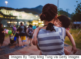 To The Tired Single Mama: Here's What Your Child Sees