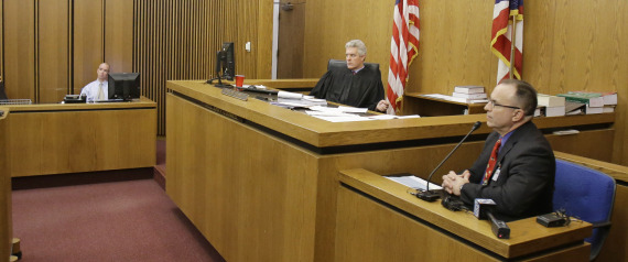 A JURY IN OHIO