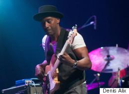 Marcus Miller, l'inspiré, au Festival de jazz de Montréal