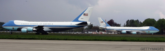 air force one espana