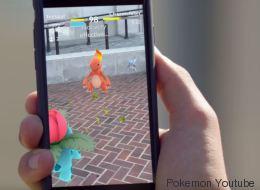 Elle trouve un cadavre en jouant à Pokémon Go