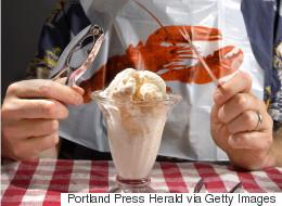Un restaurant de l'Île du Prince Édouard crée une crème glacée au homard