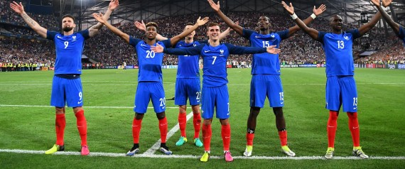 CLAPPING FRANCE ALLEMAGNE