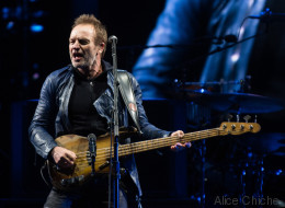 Peter Gabriel et Sting inaugurent le FEQ 2016 (PHOTOS)