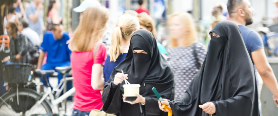 GERMANY BURKA
