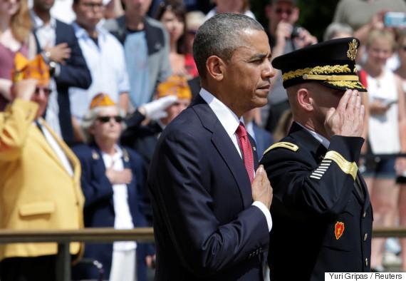 memorial day obama