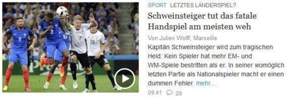 presse allemande
