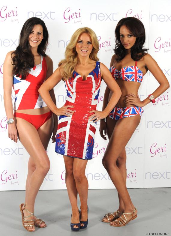 geri bandera britanica