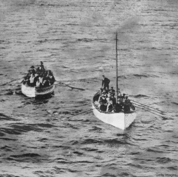 passagiere titanic
