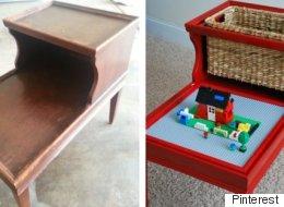 10 excellentes idées pour recycler de vieux objets en jouets pour enfants
