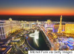 72 h à Las Vegas (pendant le festival Vegas Uncork'd)