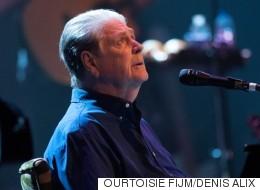 Vu au FIJM: les adieux émouvants de Brian Wilson