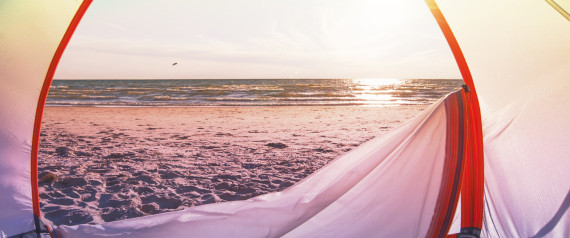 CANADA BEACH CAMPING