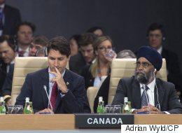 NATO Summit 2016: Trudeau Pledges Troops, Armoured Vehicles To Latvia