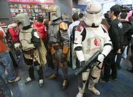 Comiccon de Montréal: du «Star Trek» et du «Star Wars»