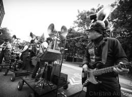 Festival de Jazz 2016: West Trainz à basse vitesse en clôture