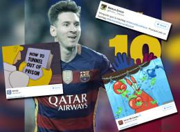 Le Barça n'aurait vraiment pas dû appeler les internautes à soutenir Messi