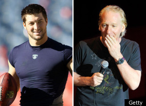 Tim Tebow Bill Maher