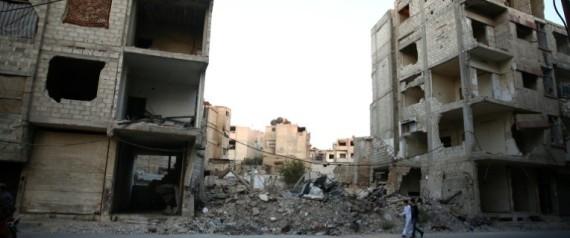 DOUMA SYRIE