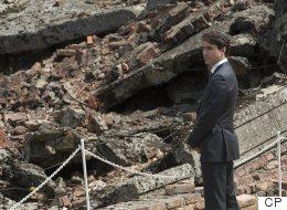 Trudeau Warns Against Intolerance During Auschwitz Visit