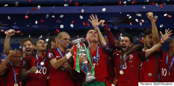 portugal euro cup 2016