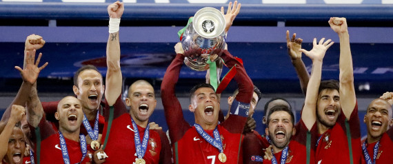PORTOGALLO EURO2016