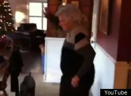 Grandma Dances To Dubstep
