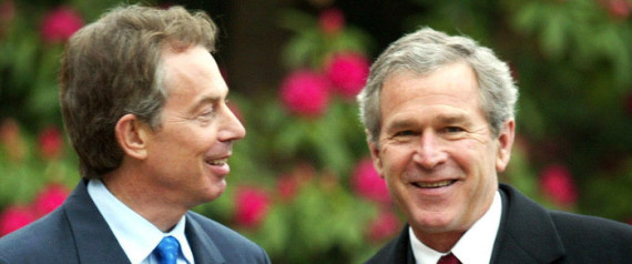 BLAIR E BUSH