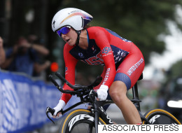 I Ditched My 9-5 To Become A Pro Cyclist. Now I'm On The Road To Rio
