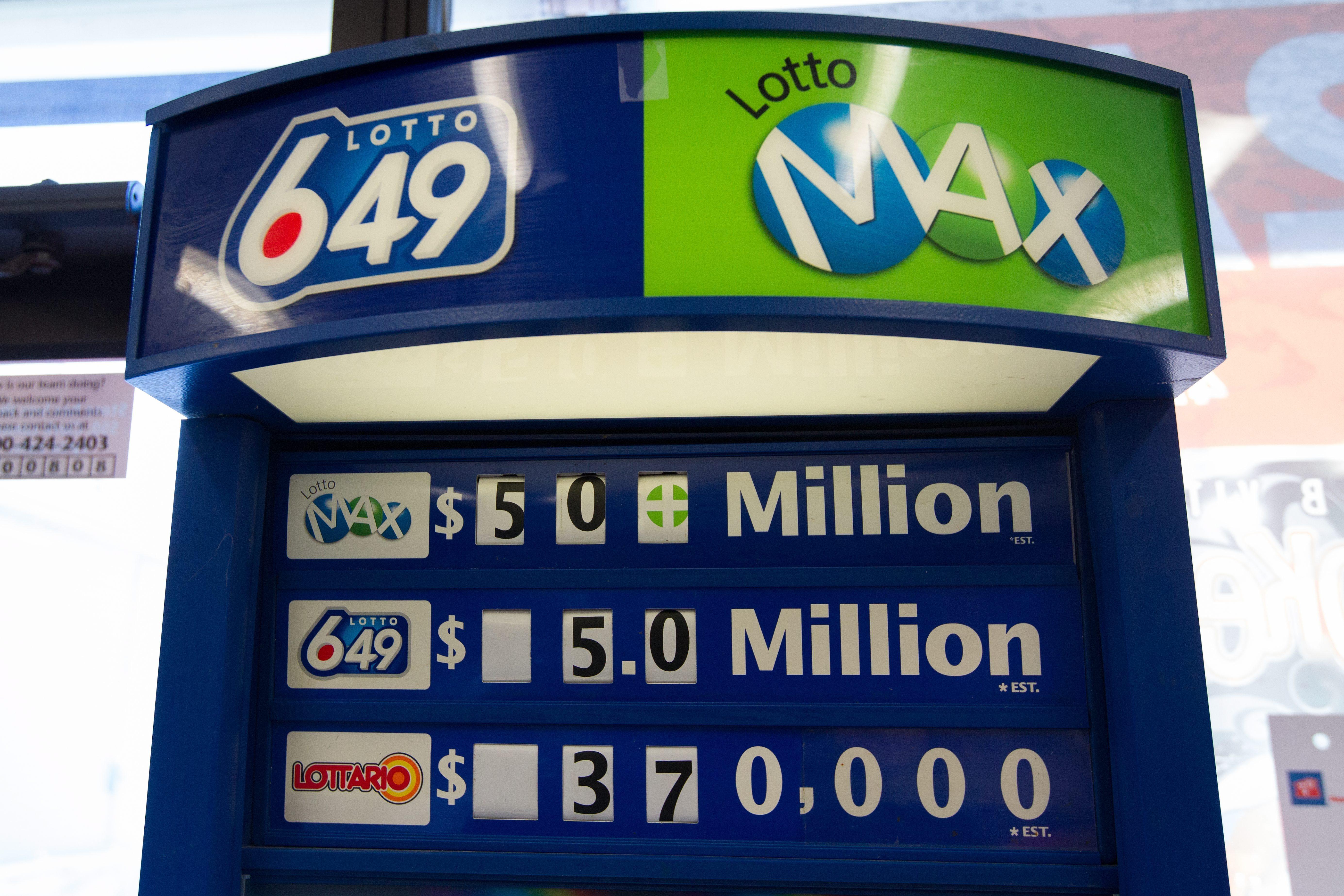 lotto max lotto 649