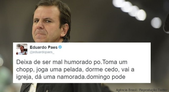paes twitter