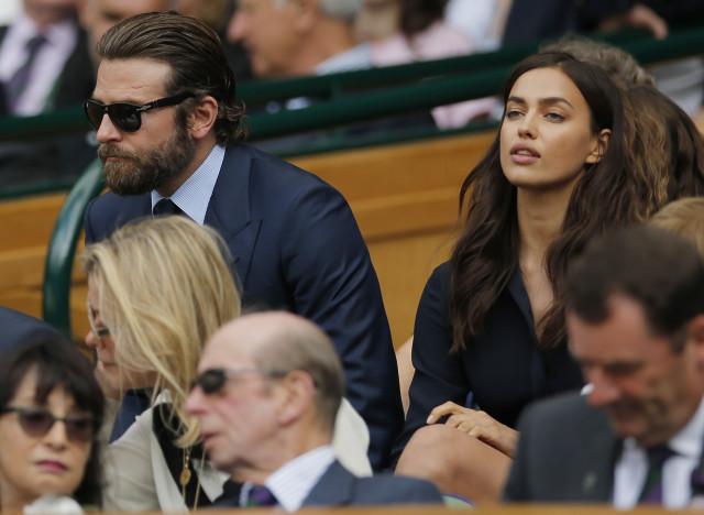 Des tensions entre Bradley Cooper et Irina Shayk?