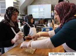 Un restaurant de Toronto ouvre sa cuisine aux réfugiées syriennes